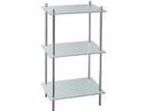 smedbo_outline-freestanding-bathroom-shelf-in-polished-chrome_3-shelves-in-frosted-glass_16-x-12-x-28-3-4-in-_fk453