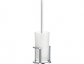 smedbo_outline-toilet-brush-freestanding_frosted-glass-container_height-16-1-2-in-_fk101