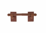 EMTEK_WROUGHT-STEEL-SPRING-ROD-STYLE-PAPER-HOLDER-WITH-TYPE-3-ROSETTE_-9-in.-LENGTH_2504