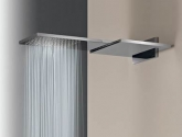 fantini_milano-double-shower-head_rain-and-cascade-flow_19-3-8-in-projection_waterfall-to-the-right-9-in-projection_-finish-in-chrome_8035a-8035bu