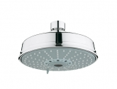 grohe_-rainshower-rustic-showerhead_4-spray-patterns_rain_jet_pure_champagne-spray_diameter-6-5-16-in