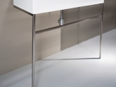 lacava_aquagrande-floor-standing-stainless-steel-console-stand-with-a-towl-bar-and-wall-mount-aquagrande-porcelain-lavatory-5460-5460l1