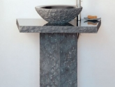 stone-forest_vessel-pedestal_c01-p1pedestal-countertop_2-4-x-33-x-24in-_co1-pc_round-vessel_c25