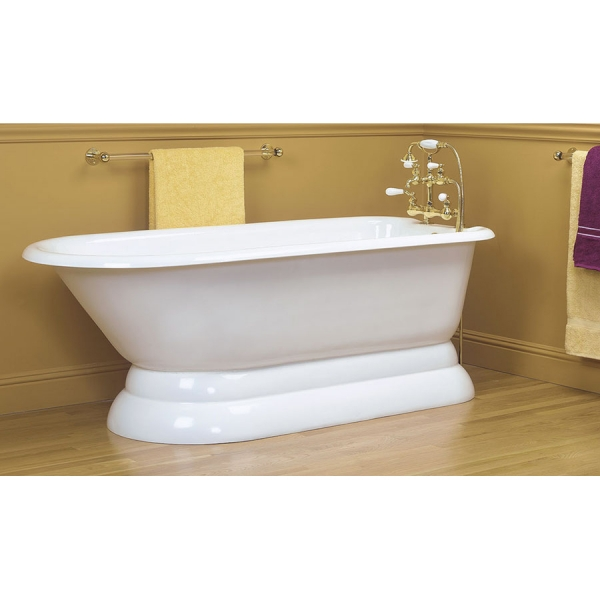 Free standing tub westside bath westwood los angeles ca for Best freestanding tub material