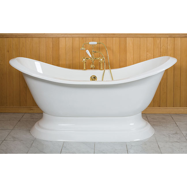Sunrise Specialty_elegance Freestanding Tub_ Crafted Of Cast Iron