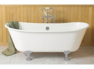 SUNRISE-SPECIALTY_MISSY-TUB_DOUBE-ENDED-CAST-IRON-_-15-in-WATER-DEPTH_67-X-27-in._860-WITH-860-5-CLAW-FEET