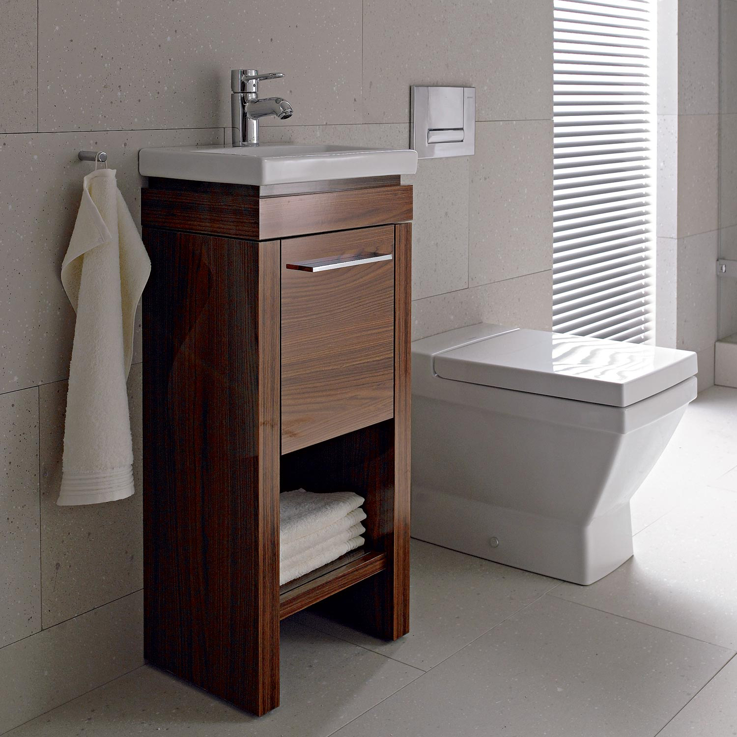duravit_2nd floor freestanding vanity_wood finish in rosewood_w 14