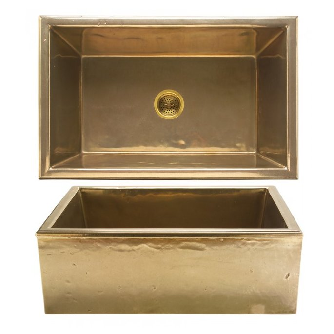 Bronze Colored Kitchen Sinks
