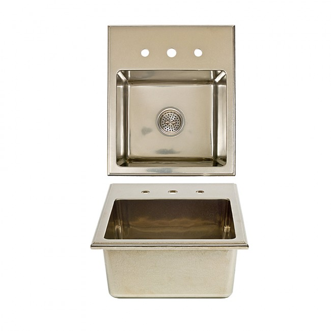 Kitchen sinks westside bath westwood los angeles ca for Colored stainless steel sinks