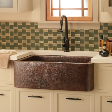 Marvelous Native Trails Undermount Farmhouse Kitchen Sink In Brushed