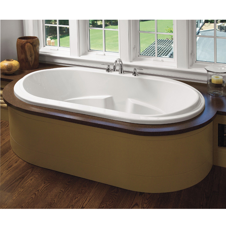 Soaker tubs westside bath los angeles ca for Built in tub dimensions